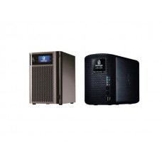 Сетевая система хранения данных Iomega IX4-300D