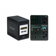Сетевая система хранения данных D-Link DNS-343