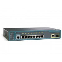 Cisco Catalyst 2960 LAN Lite Switches WS-C2960-8TC-S