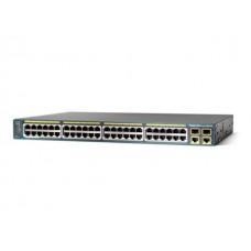 Cisco Catalyst 2960 LAN Base Switches WS-C2960-48PST-L