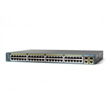 Cisco Catalyst 2960 LAN Base Switches WS-C2960G-48TC-L